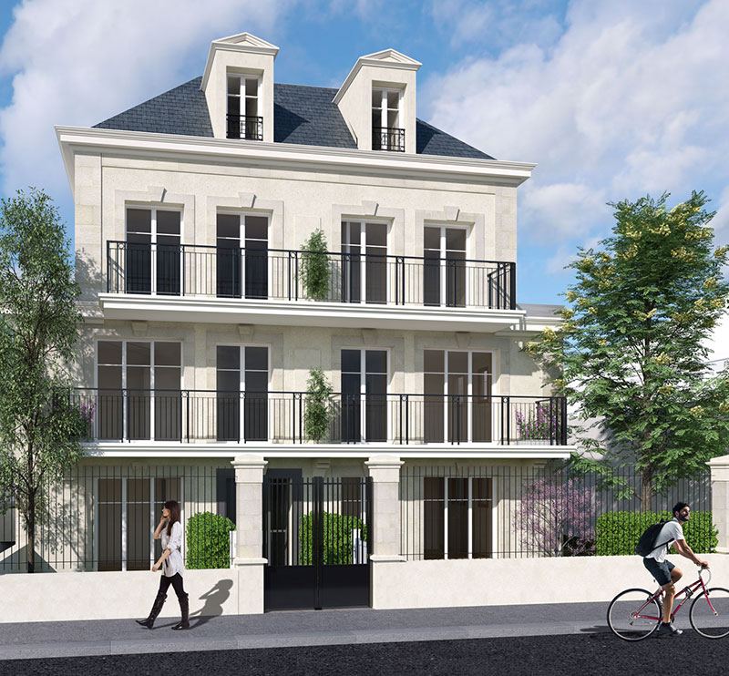 Appartements neufs Colombes (92)