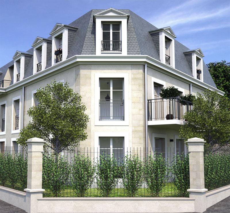 Accueil jp france r sidences for Vente logement neuf