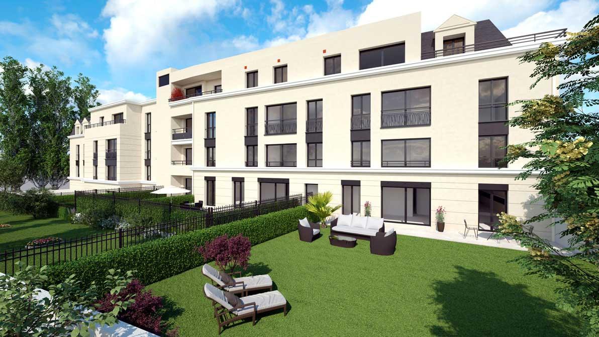 Appartement à neuf, Saint-Cyr-L'Ecole
